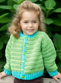 19 best crochet clothing for children images on pinterest yarns fun time cardigan pattern by michele maks fandeluxe Image collections
