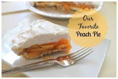 Our Favorite Peach P