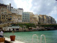Gozo, Malta - where my mother was born