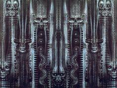 Biomechanical Biomechanic Art H R Giger   Wallpaper