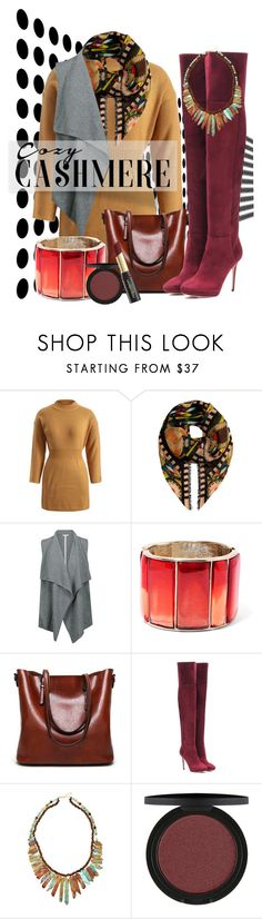 """""""cozy cashmere."""" by linds-rae ❤ liked on Polyvore featuring Givenchy, Duffy, Oscar de la Renta, Jimmy Choo, Panacea and David Jones"""