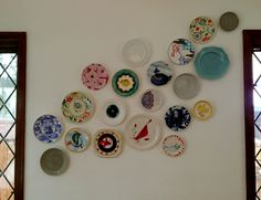 Plate Wall (Anthropologie collection)
