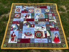 Anita Goodesign, Panel Quilts, Machine Embroidery, Blanket, Facebook, Rug, Blankets, Machine Embroidery Designs