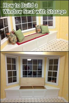 In it's simplest form, a window seat can be built for around $100. It could cost a bit more if you want to embellish it with decorative trims. Regardless it would be worth every penny!