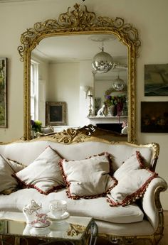 Ideas for Decorating: Reflections!