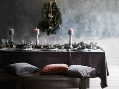 Beautiful ways to decorate your Christmas Table   Christmas   Interiors   Decorating Ideas   Red Online - Red Online
