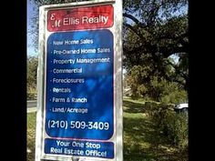 Your One Stop Real Estate in San Antonio, TX! Come check our office E M Ellis Realty