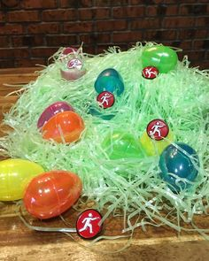 Easter is just a few days away why not come spend it with us? We have hidden Eggs through out our rooms! Can you find them? If you do the pin inside is yours to keep!  #easter #escapeexperiencenashville #nashvilleexplorersclu #softenamel #pins #eggs #familyfun #nashville #spring