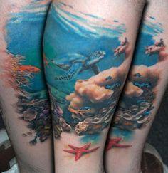 tattoo sea - Pesquisa Google