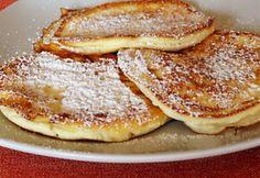 Túrós palacsintácskák Oreo Cupcakes, Cake Cookies, Sin Gluten, Sweets Recipes, Cooking Recipes, Pancake Dessert, Polish Recipes, Polish Food, Delish