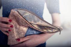 Coriumi Leather Pouch