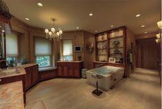 Custom Bathroom Design-Home and Garden Design Ideas