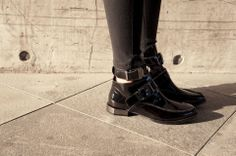 VOOME / Metal Rock Shoes