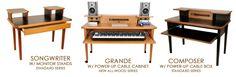 Home Recording Studio Desk Options