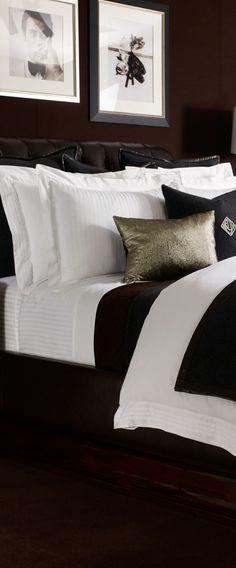 Ralph Lauren Tuxedo Bedding