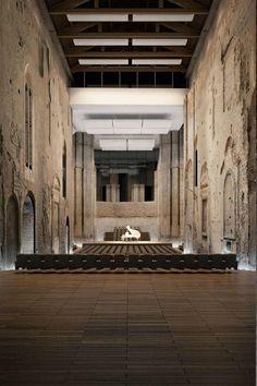 SIGNORINI ASSOCIATI · Auditorium di San Francesco al Prato