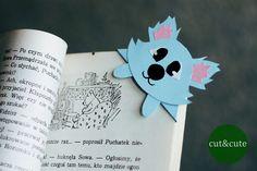 DIY: Papierowy zwierzyniec, czyli urocze zakładki narożne + szablon! ~ cut&cute