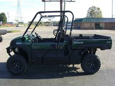 New 2017 Kawasaki Mule Pro-FX EPS ATVs For Sale in Kentucky. 2017 Kawasaki Mule Pro-FX EPS, 2017 Kawasaki Mule Pro-FX EPS THE KAWASAKI DIFERENCE THE MULE PRO-FX EPS SIDE X SIDE HAS ELECTRIC POWER STEERING THAT SELF ADJUSTS TO DELIVER THE NECESSARY STEERING ASSISTANCE BASED ON SPEED, WHILE ALSO DAMPING KICKBACK TO THE STEERING WHEEL. Massive cargo bed can fit a standard size 40x48 pallet with the tailgate closed and up to 1,000 lbs. of cargo capacity Powerful 812cc 3-cylinder engine with…