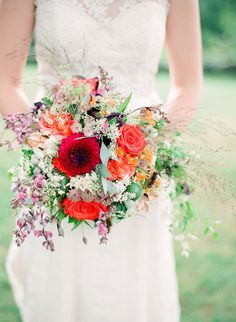Virginia Wedding from Julie Massie + Holly Chapple Flowers  Read more - http://www.stylemepretty.com/2013/06/13/virginia-wedding-from-julie-massie-holly-chapple-flowers/