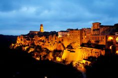 Pitigliano, The little Jerusalem of Italy