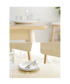斯坦格原木4人餐桌 | MH家居:自然原木傢俱|嚴選北歐設計家具|韓國家居推薦品牌