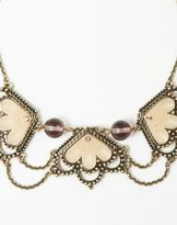 baroque brilliance necklace