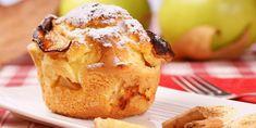 12 recipes for diet muffins Easy Apple Muffins, Oat Muffins, Muffin Recipes, Cookie Recipes, Simple Muffin Recipe, Raspberry Muffins, Mini Tortillas, Apple Oatmeal, Seasonal Food