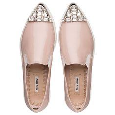 8559ce7547ac8 Miu Miu e-store · Shoes · Sneakers · Sneakers 5S9268 O56 F0236 F 005 from  miu miu Miu