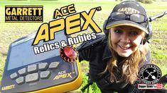 Garrett APEX Metal Detecting - Relics & Rubies Dawn Pictures, Metal Detecting, Digger, Running, Hay, Racing, Jogging, Lob
