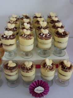 Tiramisu in Glass by Violeta Glace