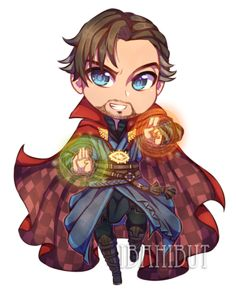 Doctor Strange movie is mind-blown! Watch the speedpaint if interested. Marvel Funny, Marvel Dc Comics, Marvel Avengers, Marvel Characters, Marvel Movies, Doc Strange, Doctor Stranger Movie, Iron Man Captain America, American Comics