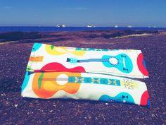 """Per la sfida """" La creatività in valigia"""" - portatabacco Happy Summer : Astucci, miniborse di dadamour"""