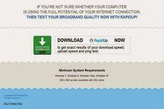 Rapidup est reconnu comme un programme publicitaire malveillante à travers lequel le scandale cyber peut divulguer votre vie privée et de briser la sécurité sans votre tout type de consentement.