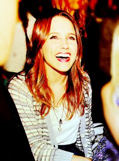 Sophia Bush. In my opinion one of the most beautiful women alive, inside & out