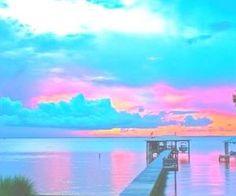 #sunset #electric #sky