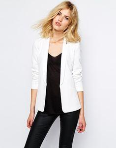Supertrash Tailored Blazer in White