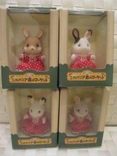 Japanese Chocolate Rabbit Prototypes