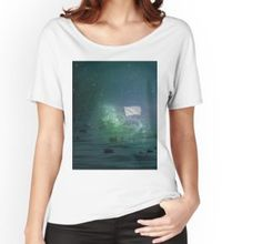 ' Relaxed Fit T-Shirt by Galaxy 2, Collage Making, Framed Prints, Canvas Prints, Sell Your Art, Cotton Tote Bags, Chiffon Tops, Finding Yourself, Classic T Shirts