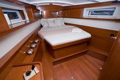 photo gallery cruising world Sailboat Interior, Yacht Interior, Best Interior, Van Conversion Plans, Sailboat Yacht, Sailing Yachts, Catamaran, Trawler Boats, Tiny Boat