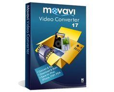 Movavi Video Converter 17 Crack + License Key Download