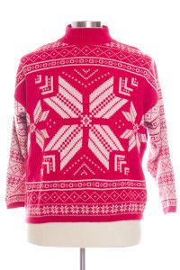 Red Ugly Christmas Pullover 28758