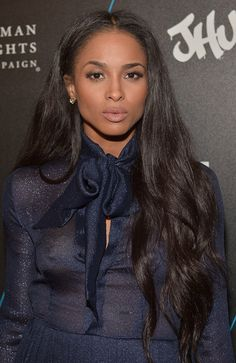Ciara Photos: Turn It Up for Change Ball to Benefit HRC