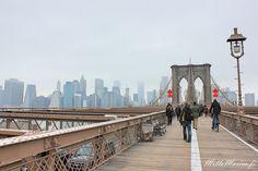 MillaMarica: New York, Brooklyn bridge