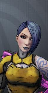 Maya Borderlands Hair