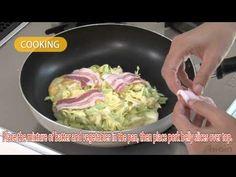OKONOMI-YAKI recipe ✿JAPANESE HOME COOKINGお好み焼き✪How to Japan TV