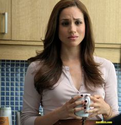 Suits: Rachel Zane (Meghan Markle)