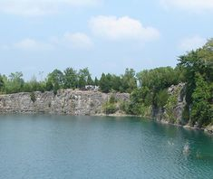 Martha's Quarry, Lebanon, TN One of the rare inland dive spots not overrun with pleasure craft or fishermen, Martha's Quarry lies a half-hour east of Nashville and offers 40 acres of spooky industrial wreckage in chilly water about 50 feet deep. Swim down stairwells in the giant four-story rock crusher building, past giant catfish and a conveyor belt, and through an intact kitchen with a range, a TV, and a deep freezer—all entombed when miners struck water, flooding everything so fast that…