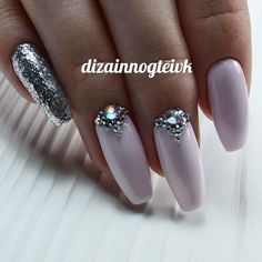 VK is the largest European social network with more than 100 million active users. Ballerina Nails, Bridal Nails, Wedding Makeup, Manicure, Nail Designs, Photo Wall, Glitter, Fashion Music, Makeup Style
