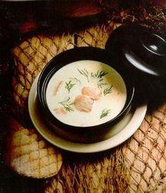 Sopa de salmon finlandesa