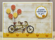 JanB Handmade Cards Atelier: Pedal Pusher, at last!     Stamp Sets - Party…